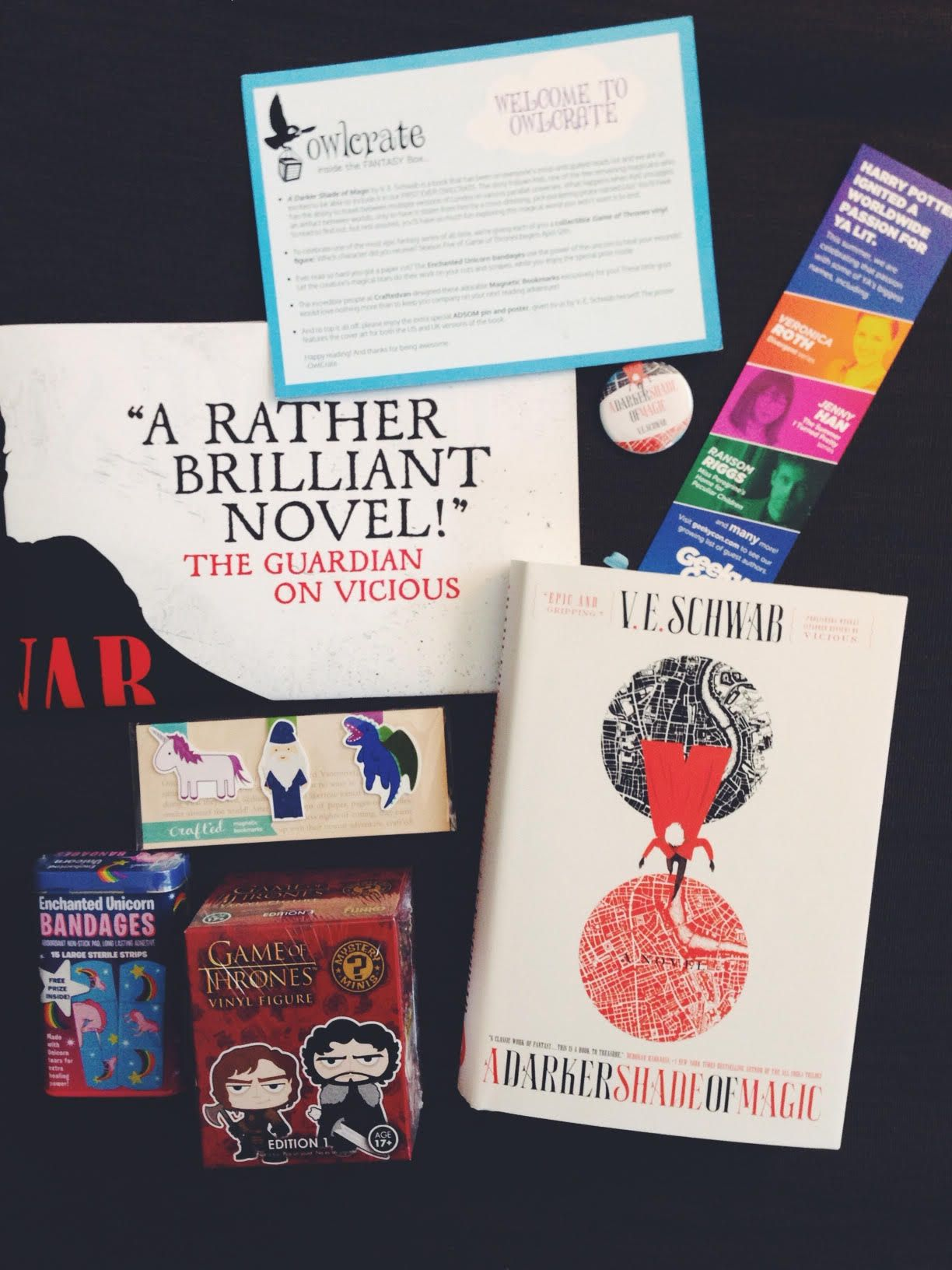 Monthly Ya Book Subscription Box Reviews Uppercase Owlcrate The Perpetual Page Turner Book Subscription Box Book Subscription Subscription Box Review