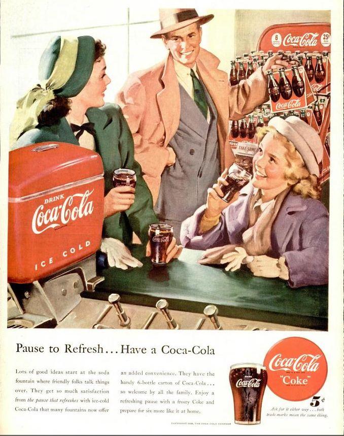 coca cola life advertising