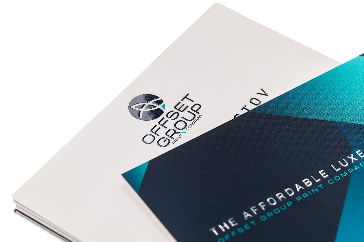 Business card by Offset Group | Advertising materials | Pinterest