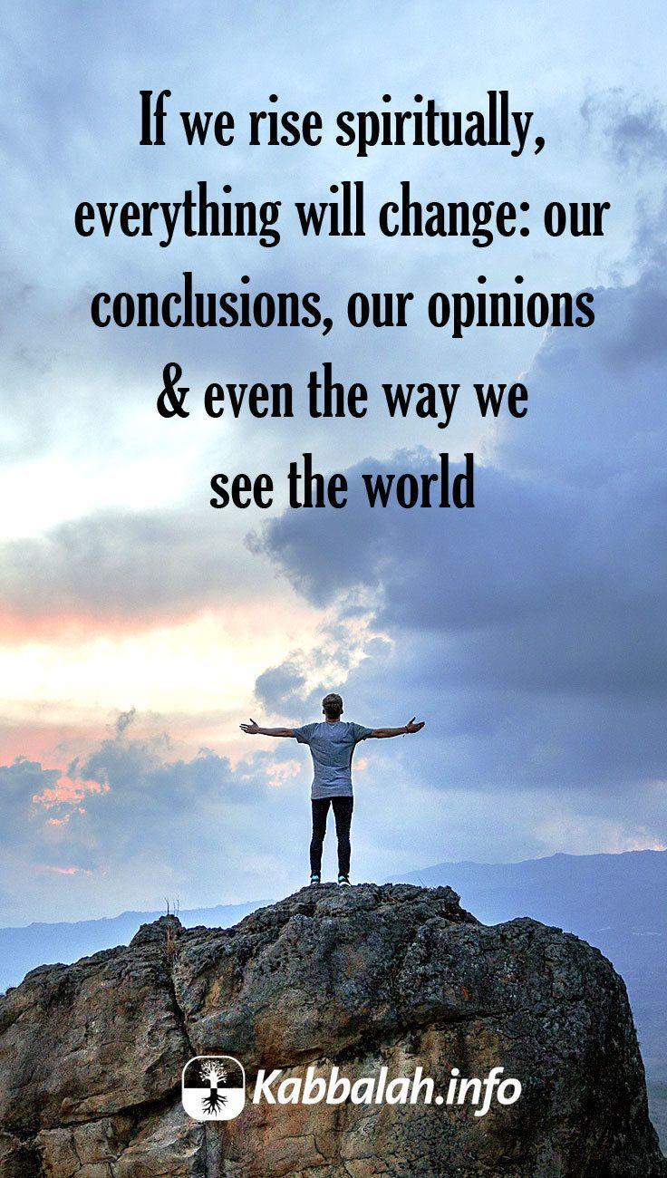 Spiritual Purpose Of Life Quotes