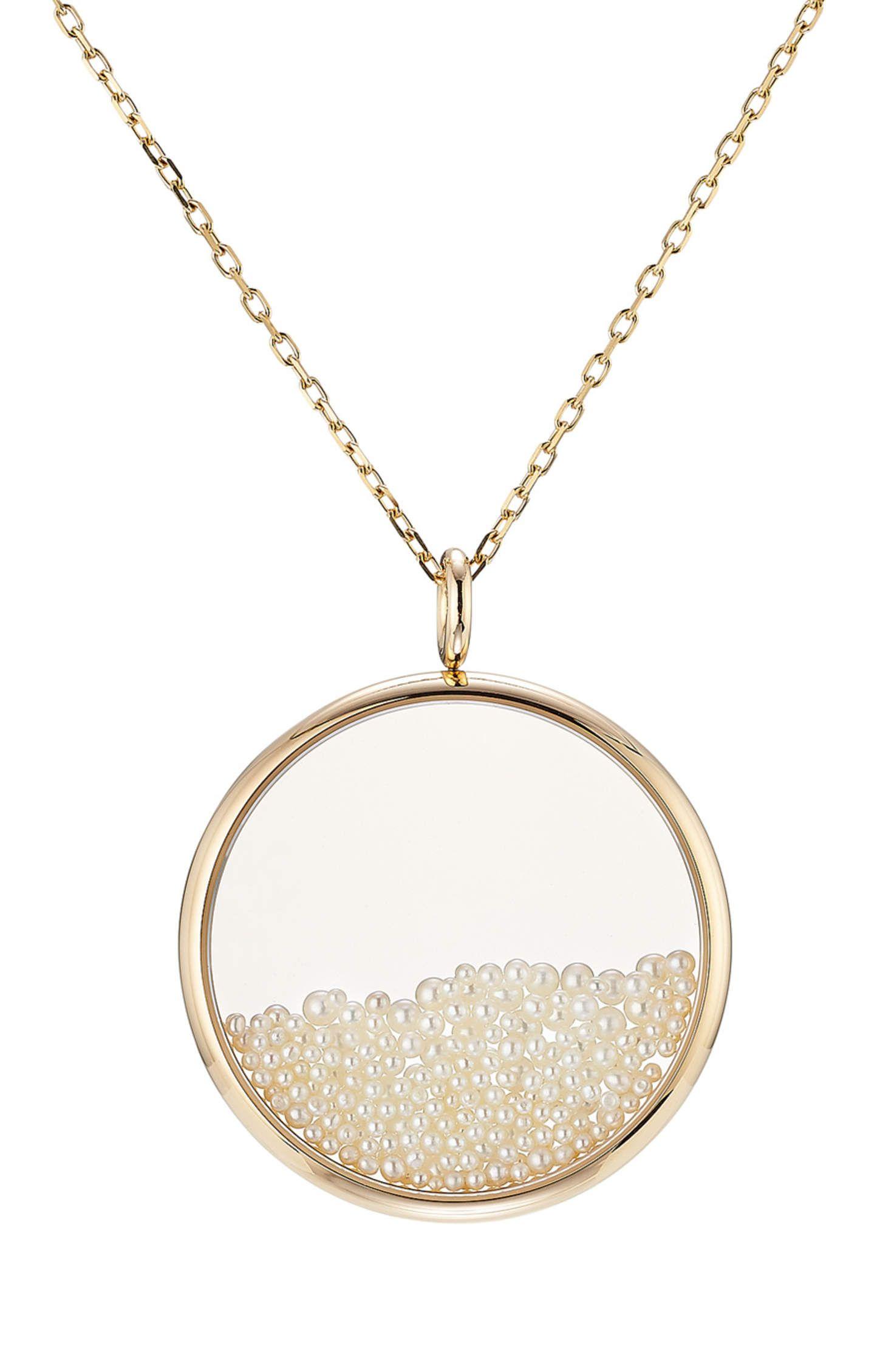 Aurélie Bidermann 18kt gold necklace KVs3jbfmu