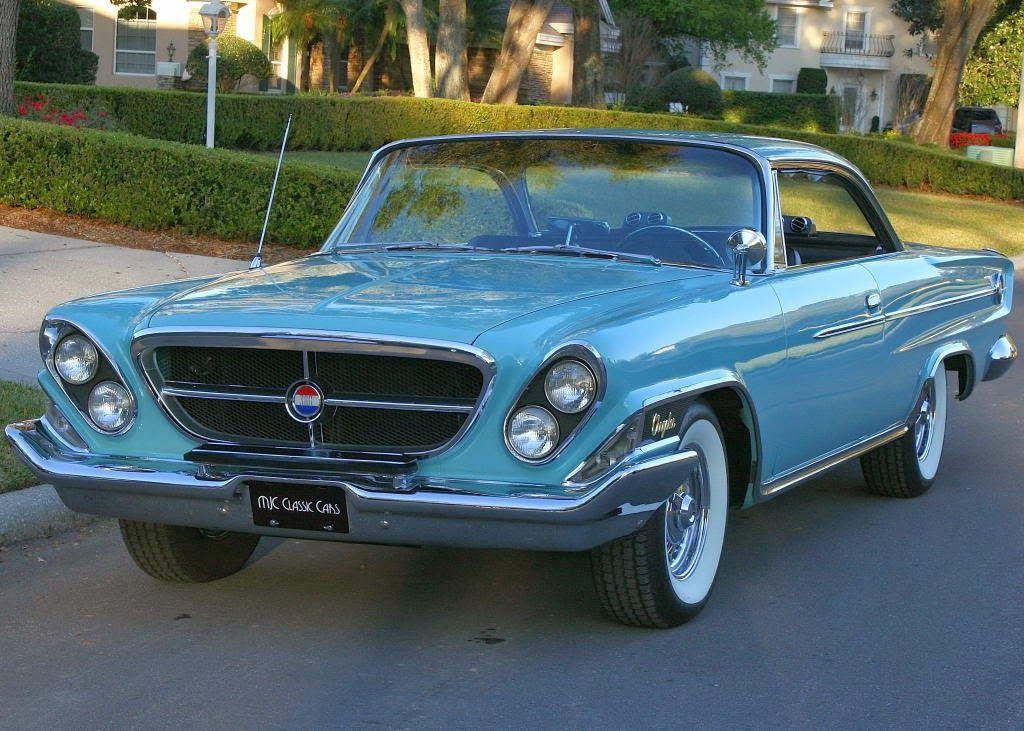 1962 Chrysler 300 Maintenance/restoration of old/vintage vehicles ...