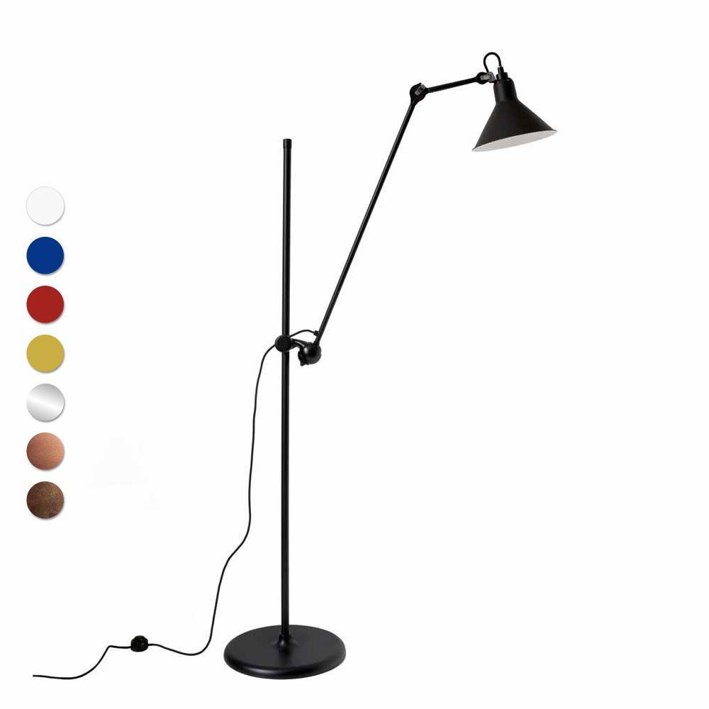 Dcw Lampe Gras Stehleuchte N 215 Metall Mit Bildern Lampen