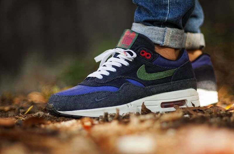 Nike Air Max 1 'Redwood' 2004 (by 9to13) – Sweetsoles