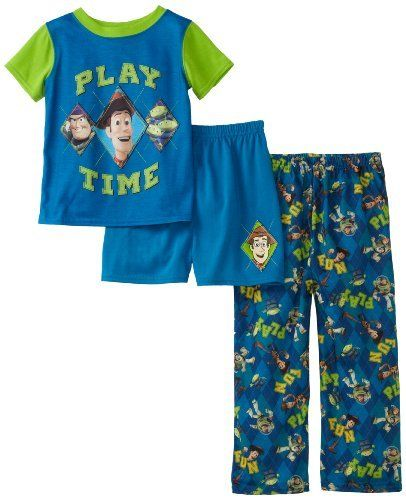 Toy Story Boys 2-Piece Pajama Set Pajama Set
