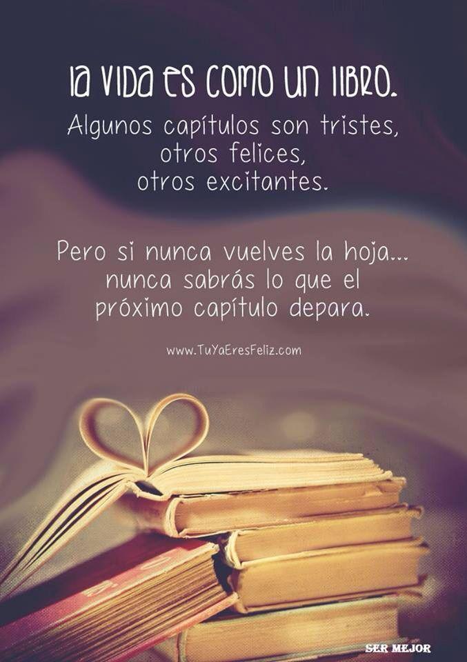 Dar Vuelta La Página Frases Quotes Frases Y Best Quotes