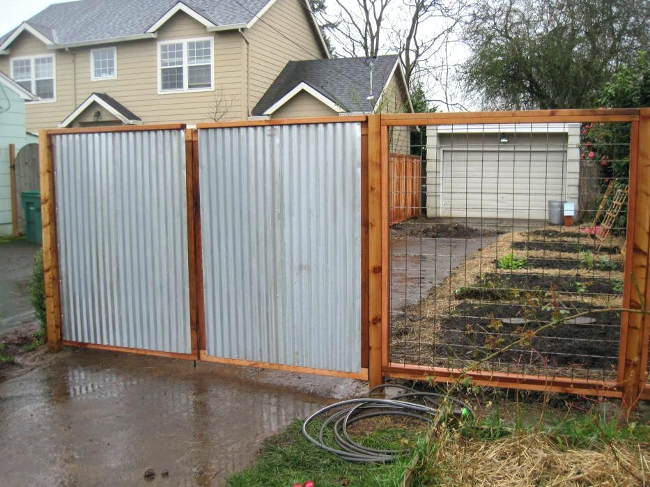 Related Image Metal Fence Panels Fence Design