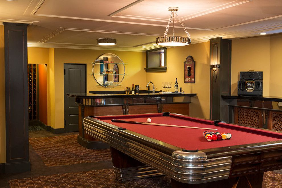 Room · Pool Tables ...