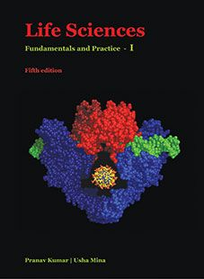 Life Sciences Fundamentals and Practice, Part-1 For CSIR-JRF