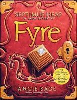 Dancing Barefoot in Sand and Snow: 2013 in books...Septimus Heap Series by Angie Sage