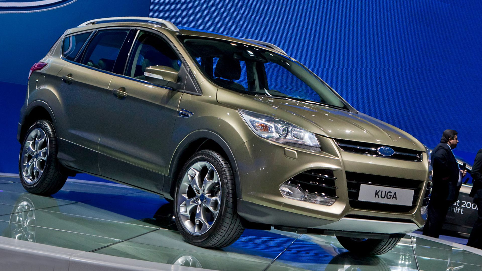 Exterior New Ford Kuga Features