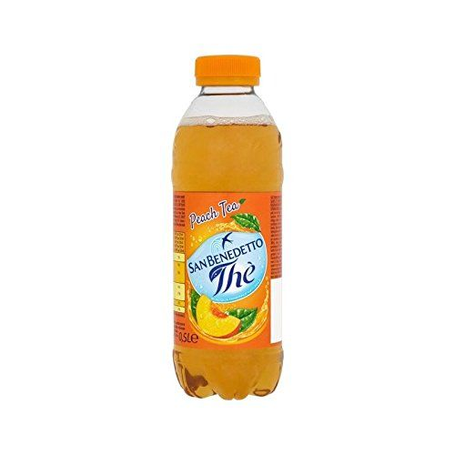 San Benedetto Iced Tea Peach 500ml Pack Of 6 You Can Find Out More Details At The Link Of The Image This Is An Affilia Lipton Ice Tea Peach Tea Iced Tea