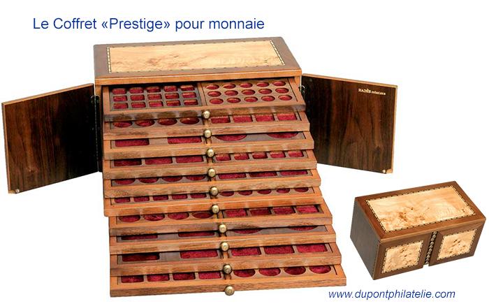Le Medaillier Prestige Pour Vos Pieces De Monnaie Prestige Coffrets Monnaie