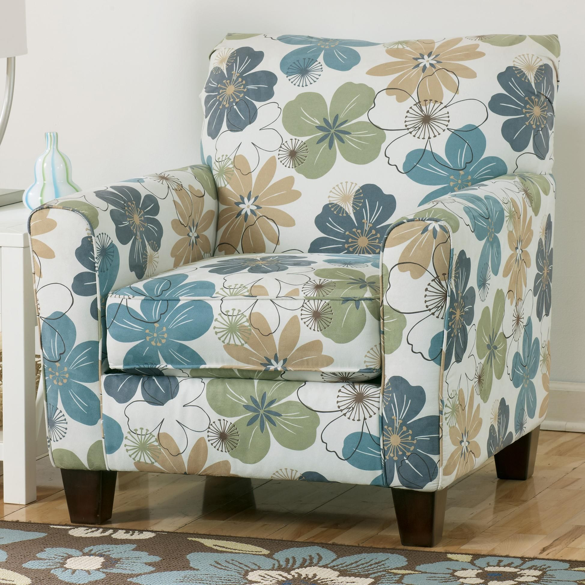 Kylee Lagoon Living Room Set Kylee Spa Accent Chair By Signature Design By Ashley Furniture