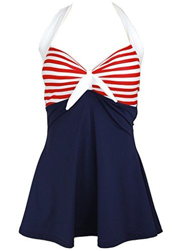 0e869e9bac7b4 nautical themed bathing suits. nautical themed bathing suits Swimsuits For  Older Women, Trendy Clothes ...