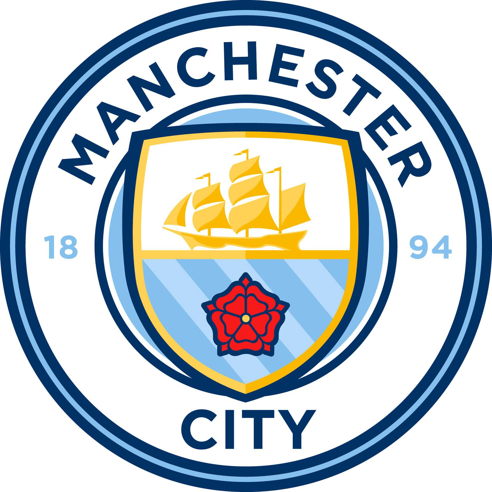 Curtains the musical logo - New Manchester City Crest Leaked Footy Headlines