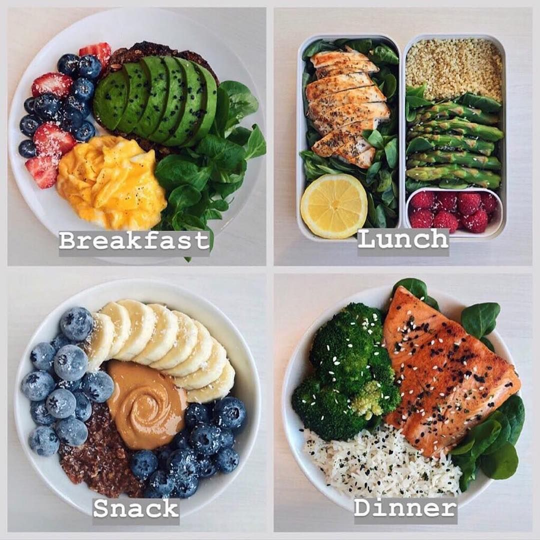 New Week Meal Prep inspo  *Swipe for Five delicious healthy meal plan ideas! Cal... #mealprepplans