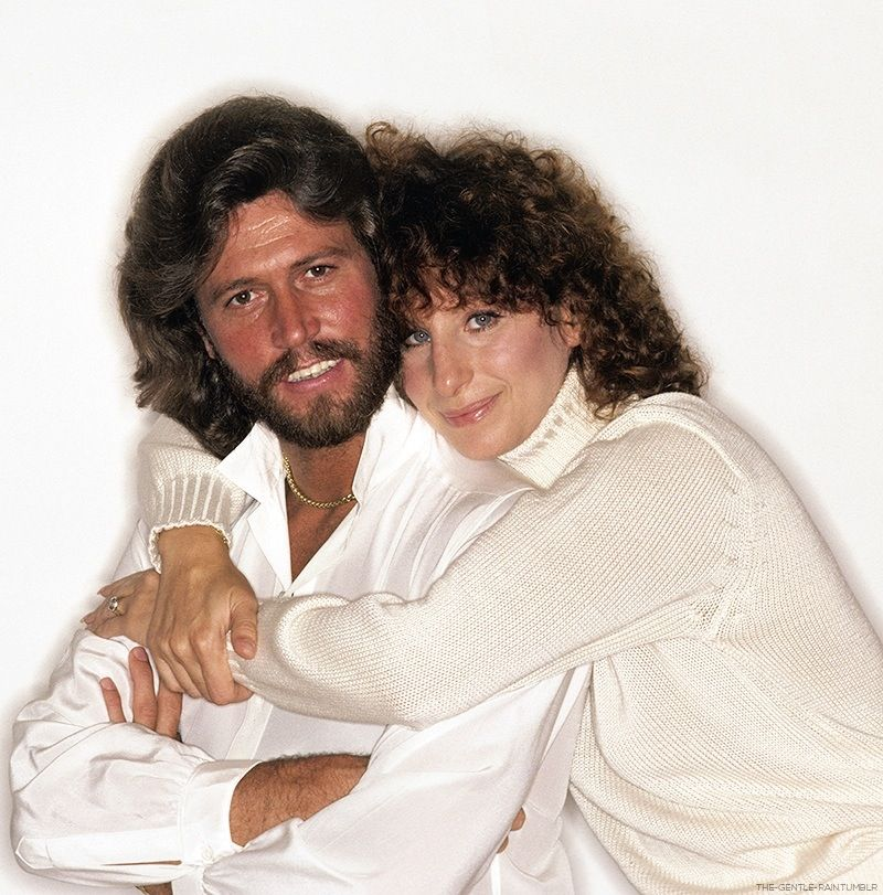 Barbra And Barry Guilty With Images Barbra Streisand Barry