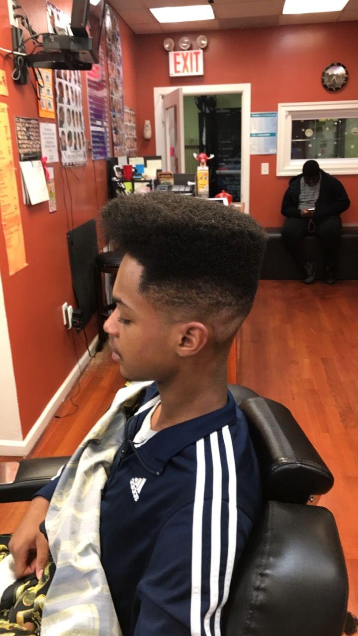 Flat top barbershop pinterest barber shop