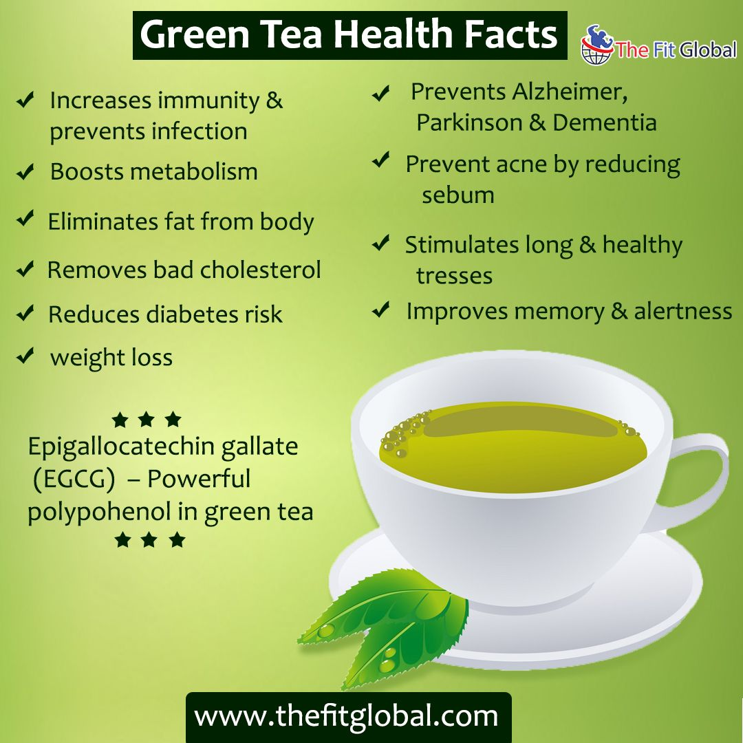 8 proven benefits of green tea – everything you need to know