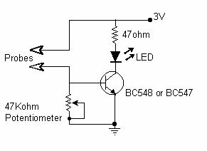 | Electronic schematics, Math, Probe
