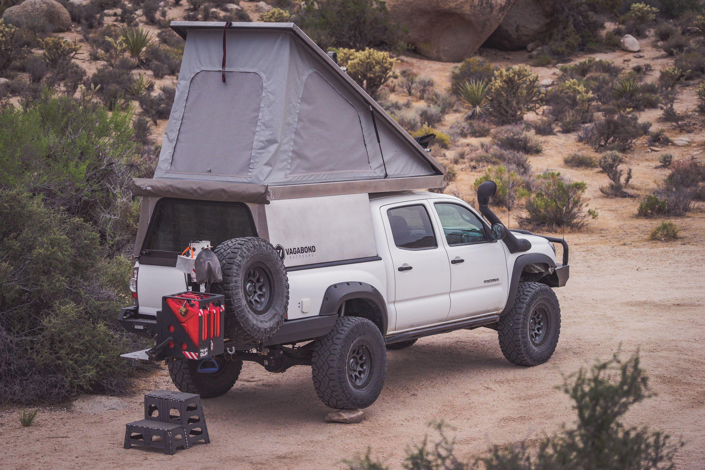 extend cab aluminum truck camper top Google Search
