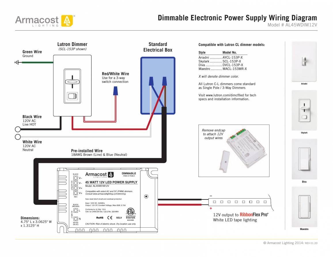 17 Lutron Caseta Wiring Diagram 3 Way Switch Wiring Diagram Lutron Dimmers