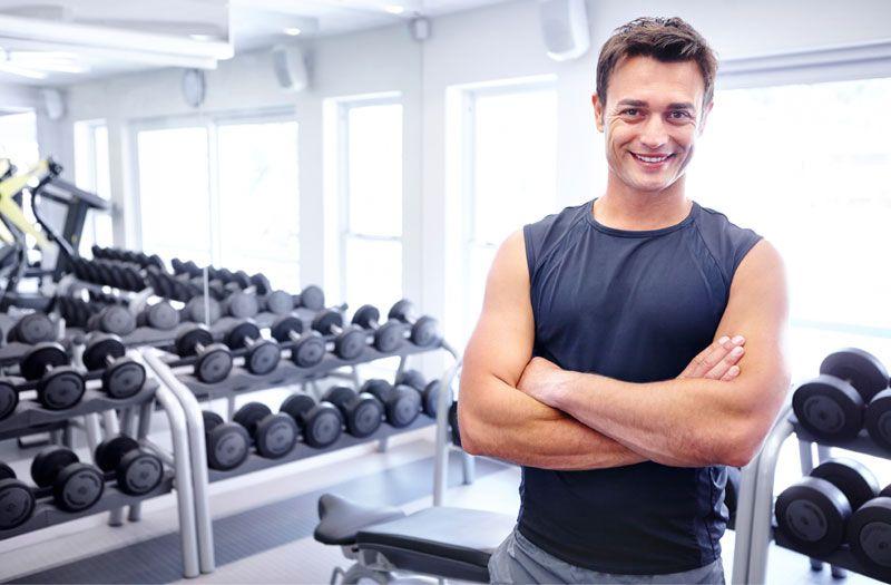 gym rental space