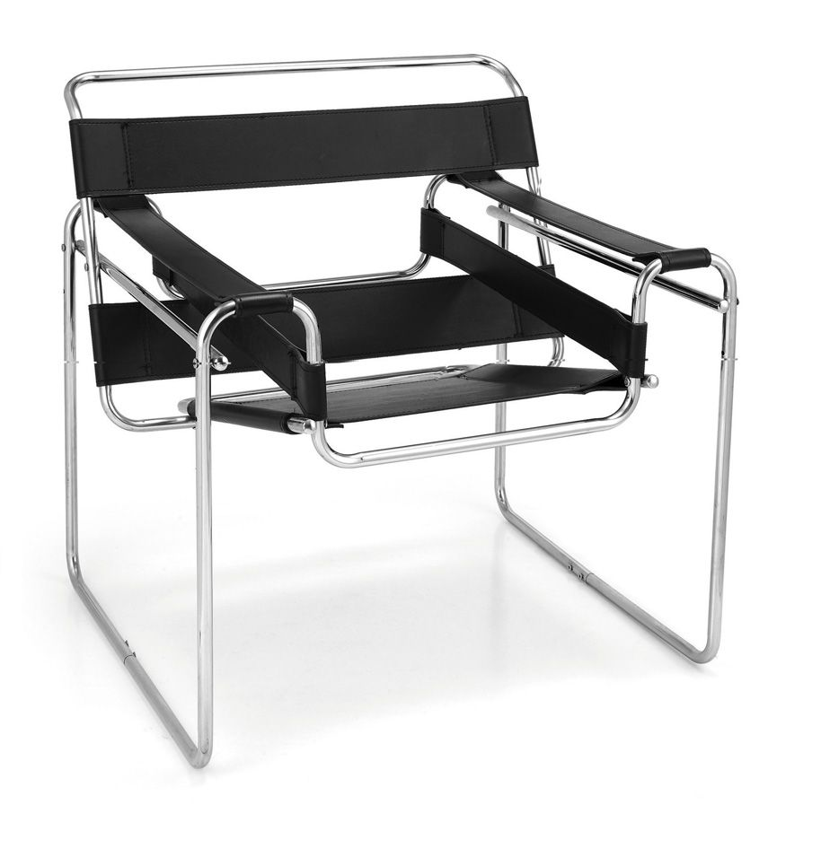 Marcel Breuer S Wassily Chair Designed In 1925 26  # Muebles Vassily