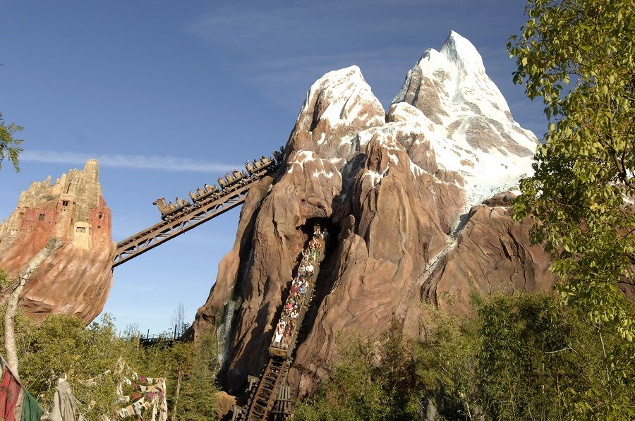 Exoedition Everest at Walt Disney World