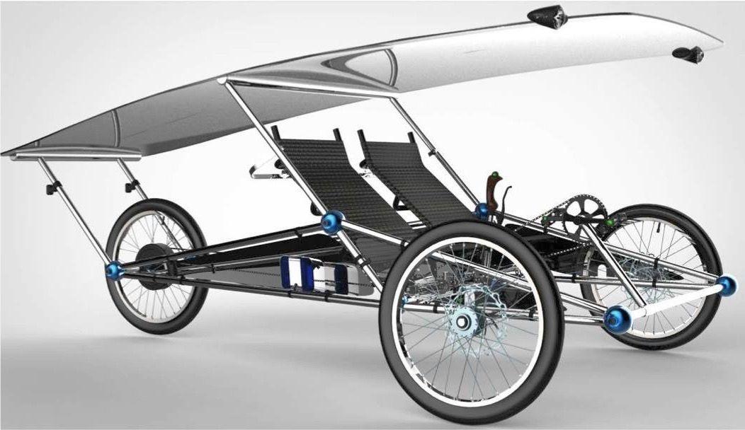 die besten 25 e bike selber bauen ideen auf pinterest selber machen fahrradschuppen fahrrad. Black Bedroom Furniture Sets. Home Design Ideas