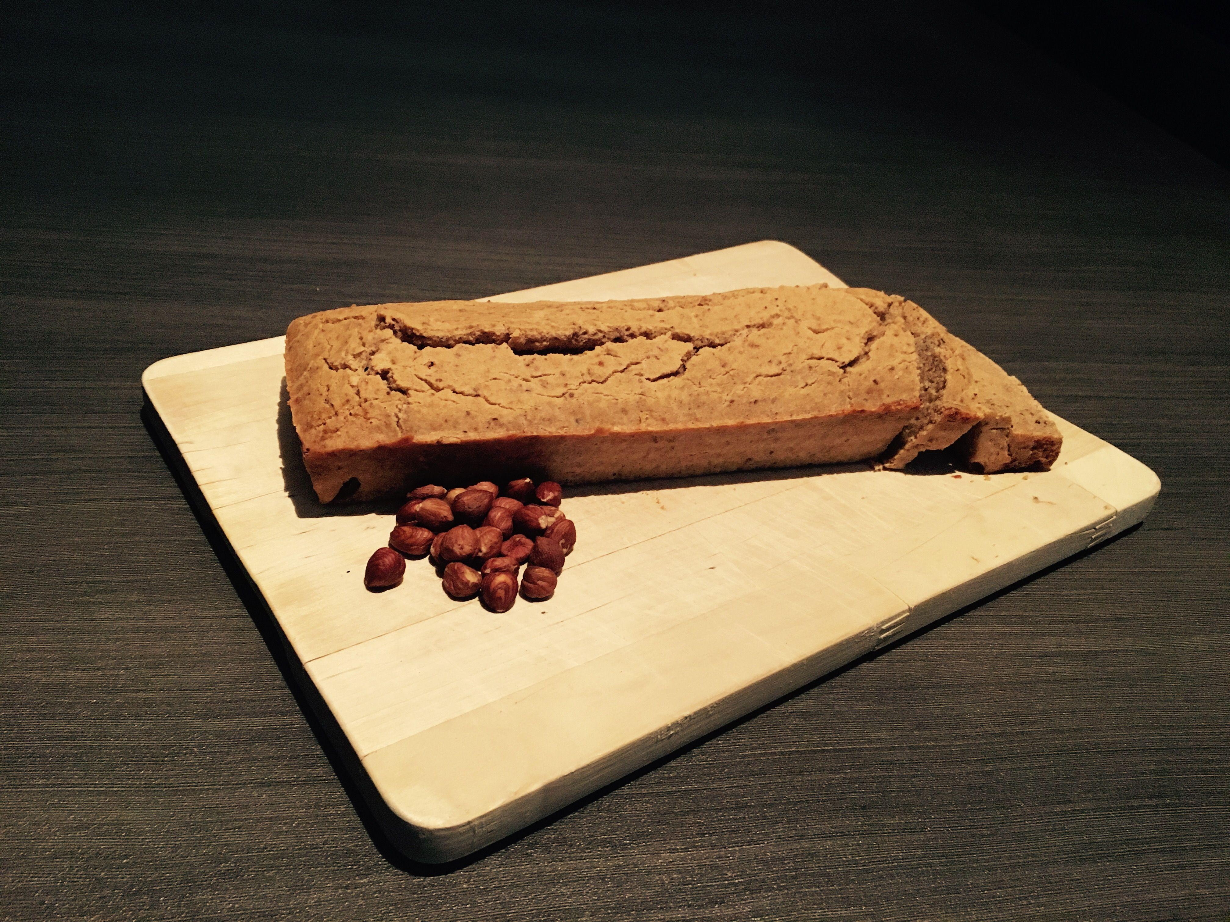Amandel-rijst brood