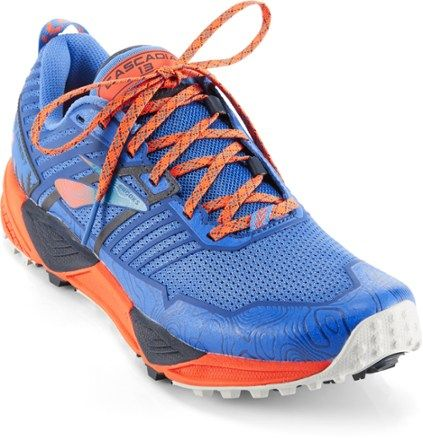 4c8965d2aff Brooks Men s Cascadia 13 Pacific Crest Trail-Running Shoes ...