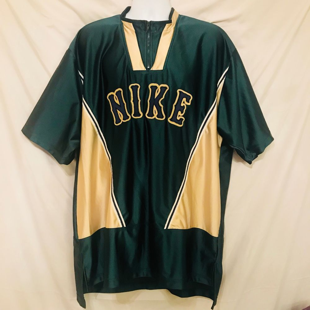 Vintage Nike Spellout Baseball T Shirt