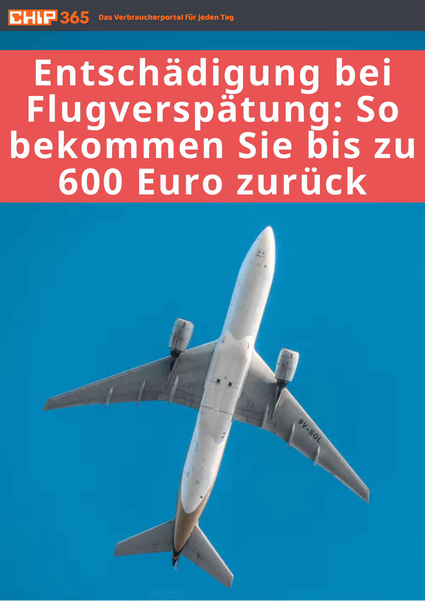 Geld Zurück Flugverspätung