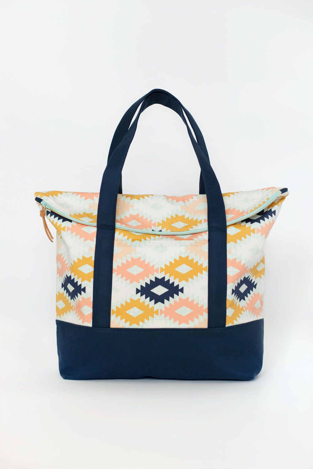 Senna Tote | Things to Craft | Pinterest