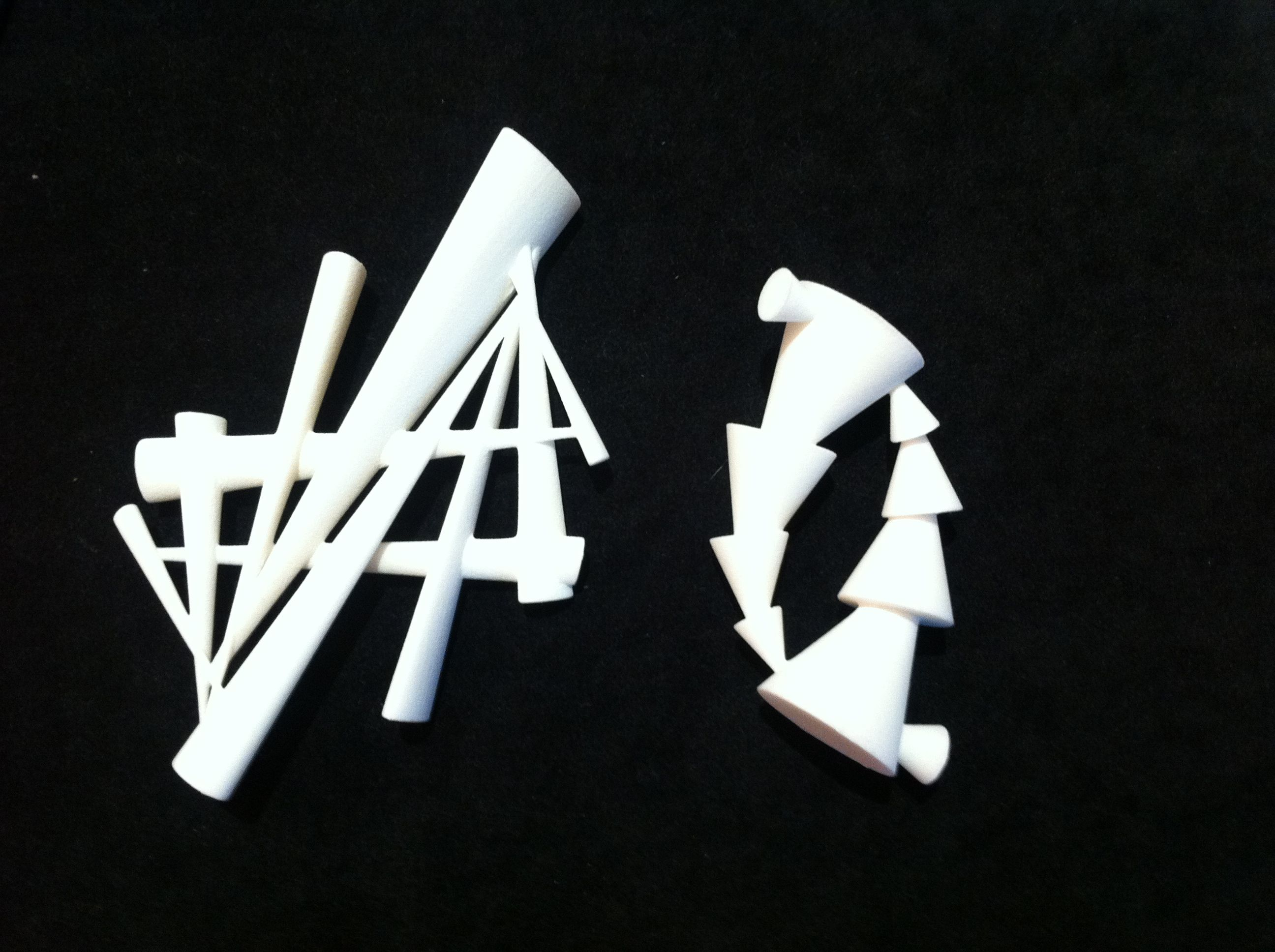 Amazing 3D Printed designs! 3DPrinting 3DConsequences