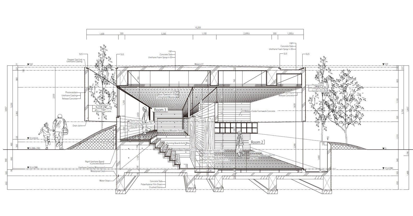 Galeria - FLAT 40 / Keisuke Kawaguchi+K2-Design - 41