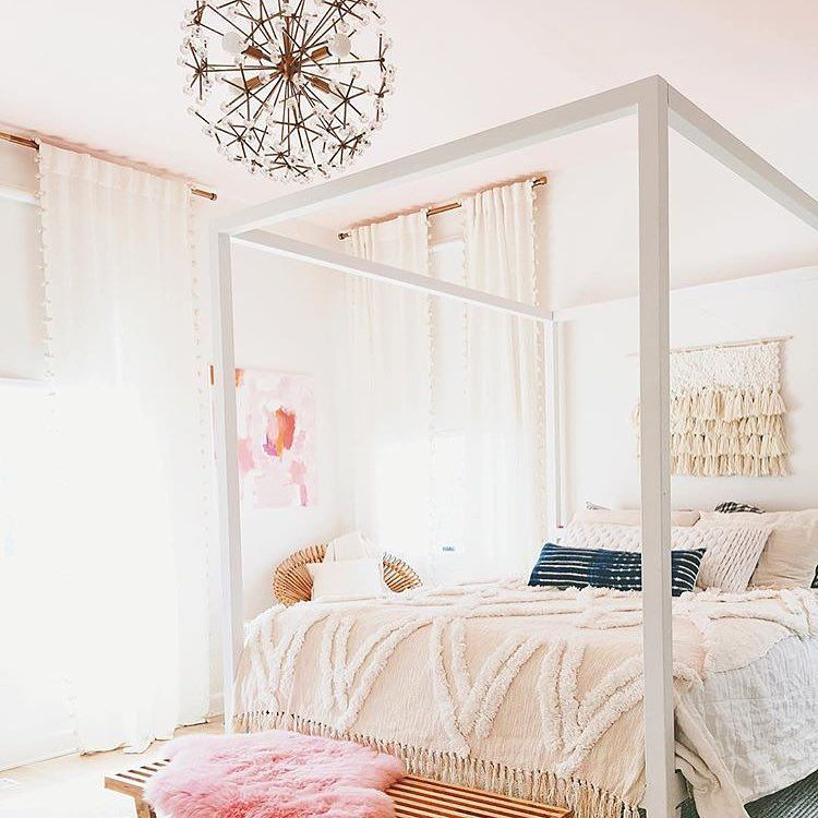 Tips For Decorating A Small Apartment: See This Instagram Photo By @plumprettysugar • 751 Likes