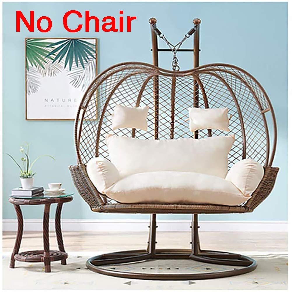 Caixin thick hanging hammock nest egg swing chair cushion