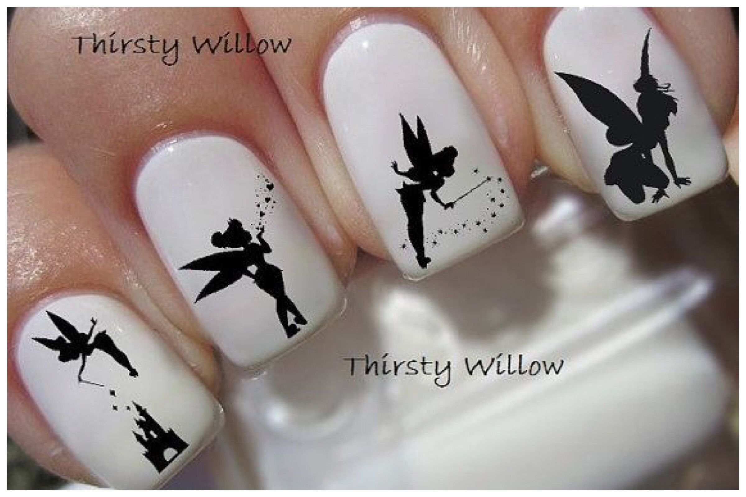 14 Disney Manicures You Can Nail This Halloween | Peter pans, Disney ...