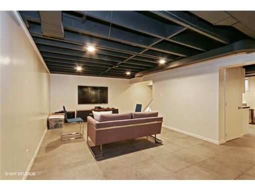 6607 Rainbow Avenue Mission Hills Ks 66208 Exposed Basement Ceiling Cheap Basement Remodel Low Ceiling