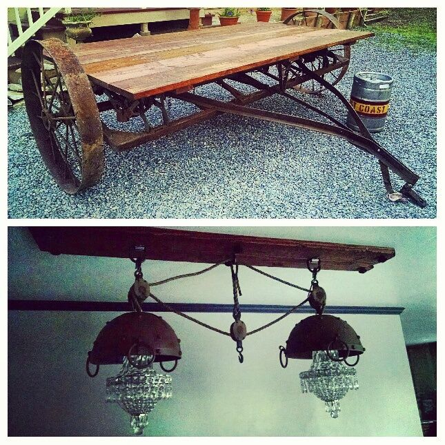 The lights I made!!  The awesome Table Stef and I made to tow around the property for drinks and games--Glass Slipper Style!!