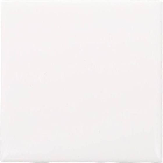 12x12 glossy white tile polaris