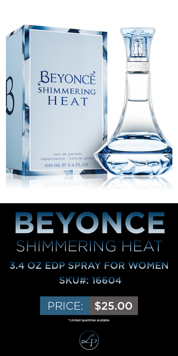 Shimmering Heat By Beyonce Luxury Perfume Specials Perfume