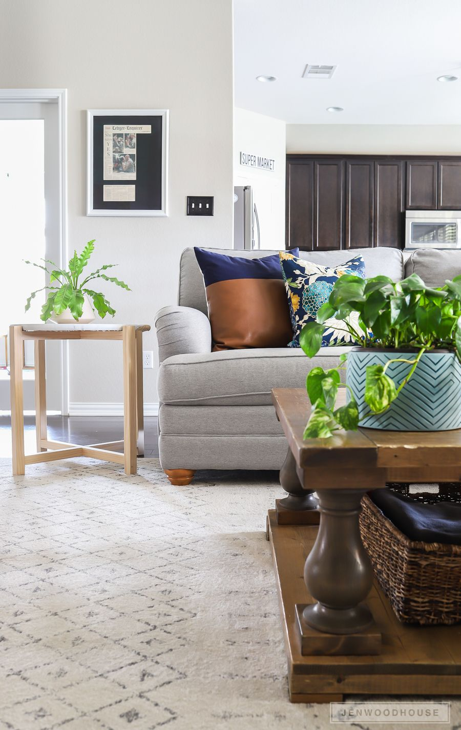Simple Summer Decorating Ideas For The Living Room Cheap Home