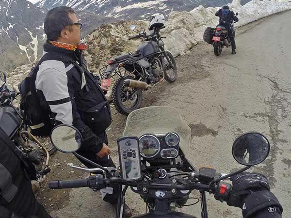 Royal Enfield Himalayan Set To Enter Europe Enfield Himalayan