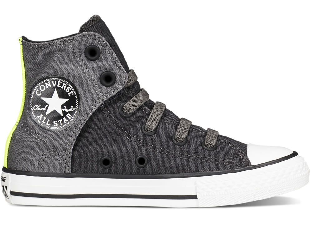 converse youths chuck taylor all star hi