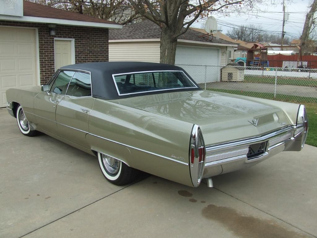 1968 cadillac sedan deville maintenance restoration of old vintage vehicles the material for new cogs casters gears pads could be cast polyamide w