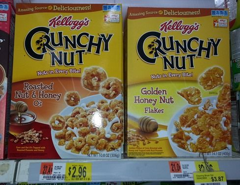 Rare Coupon for Crunchy Nut Cereal and Fruit!